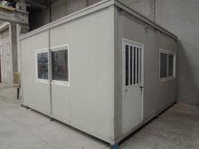 Used Prefabricated u