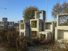 Concrete precast products