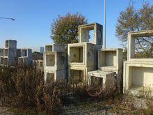 Concrete precast products