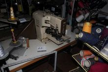Button sewing machine Pfaff
