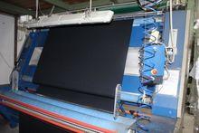 Texltile rolled machine Comatex
