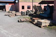 Fuel tanks, steps stone and til