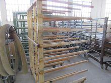 Used Wooden racks in