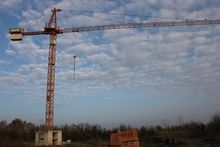 Hydromatic crane
