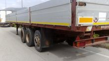 1990 Sideboarded semi-trailer A