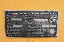 Used 2003 Liebherr 3