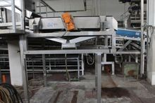 Dicing machine with shaker CMD