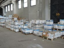 Used Powders' wareho