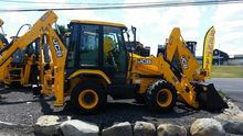 New 2016 JCB 3CX COM