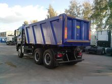 MAN TGS 40400 6X4 BB-WW Meiler