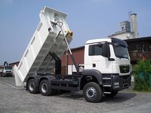 MAN TGS 33,400 6X4 BB-WW