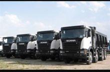 Scania 410 8x4 / Cantoni 20m³