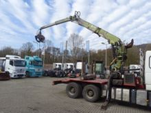 1999 LogLift crane + body Longw