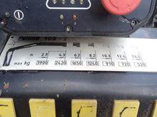 2000 Volvo FM12 340 6X4 HIAB 10