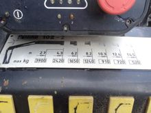 2000 Volvo FM12 340 6X4 BORDMAT