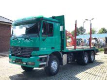 1999 Mercedes-Benz 3343 6X4 ret