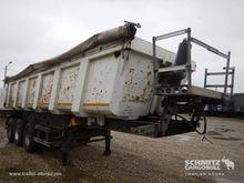 2007 Schmitz Cargobull Benne 37