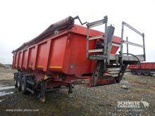 2009 Schmitz Cargobull Benne 37