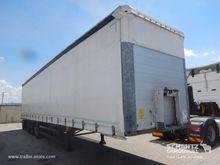 2014 Schmitz Cargobull Curtains