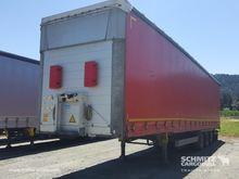 2012 Schmitz Cargobull Rideaux