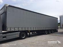 2014 Schmitz Cargobull Rideaux