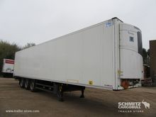 2016 Schmitz Cargobull Caja iso