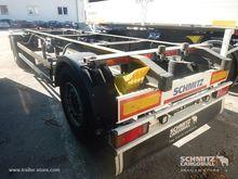 2014 Schmitz Cargobull Swap bod