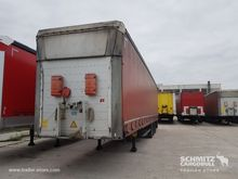 2011 Schmitz Cargobull Rideaux