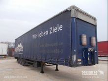 2005 Schmitz Cargobull Rideaux