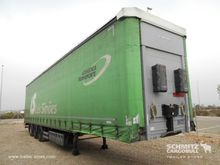 2011 Leci Trailer Curtainsider