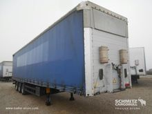 2007 Schmitz Cargobull Curtains
