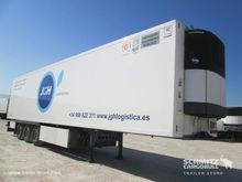 2007 Leci Trailer Insulated/ref