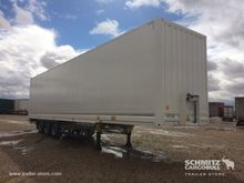 2017 Schmitz Cargobull Box 5431