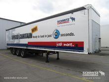 2012 Schmitz Cargobull Curtains