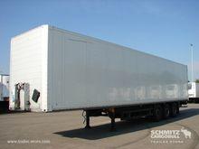 2010 Schmitz Cargobull Box 5431