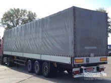 2008 Schmitz Cargobull Rideaux