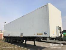2008 Schmitz Cargobull Box 5900