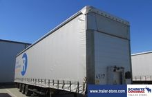 2011 Schmitz Cargobull Curtains