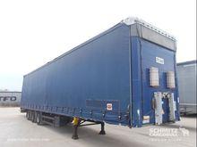 2004 Schmitz Cargobull Curtains