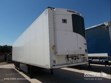 2015 Schmitz Cargobull Caja iso