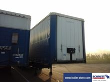 2005 Leci Trailer Curtainsider