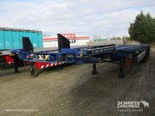 2016 Krone Container chassis 98