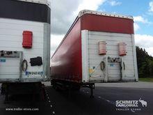 2009 Schmitz Cargobull Curtains