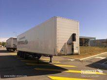 2005 Schmitz Cargobull Fourgon