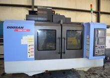 2012 Doosan DNM-500