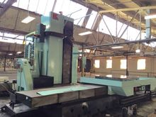 1998 Kuraki KBT-13A CNC Table T