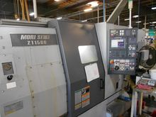 2004 Mori Seiki ZT-1500Y CNC La