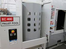 2006 Haas EC-400 w/Pallet Pool