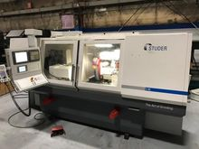 2008 Studer S40 CNC Cylindrical