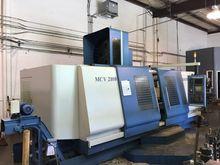 2008 Dah-Lih MCV-2100 w/4th Axi